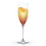 Классический коктейль «Шампанское» (Champagne cocktail)
