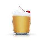 Коктейль «Виски сауэр» (Whiskey Sour)
