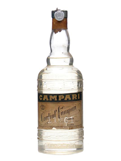 Cordial Campari white