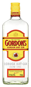 Джин Гордонс / Gordon`s London dry gin