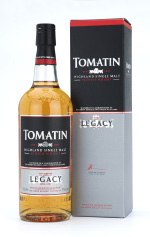 Виски The Tomatin Legacy