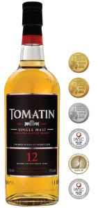 Виски Tomatin 12 Year Old