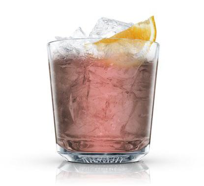 Классический коктейль Негрони (Negroni)